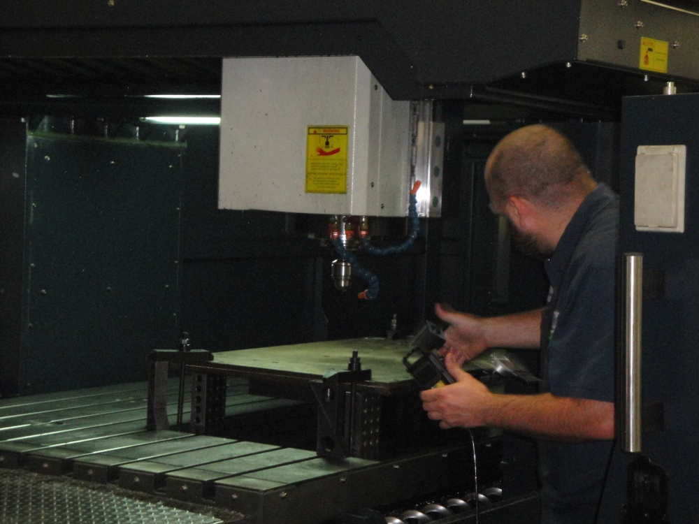 Large CNC Machining Services Milwaukee