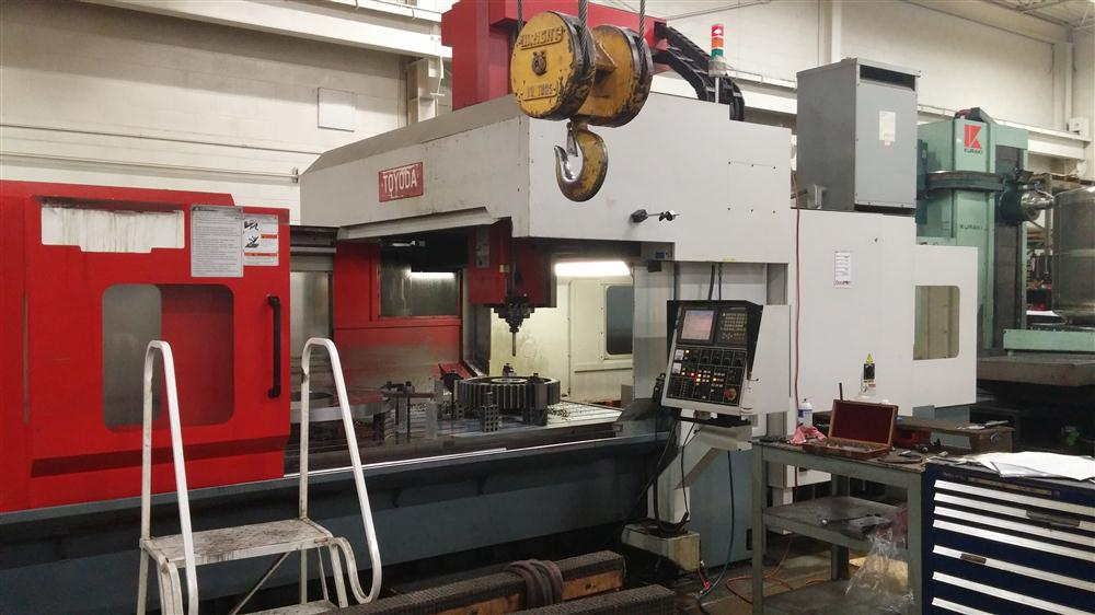 Toyoda Vertical Machining Milling Center