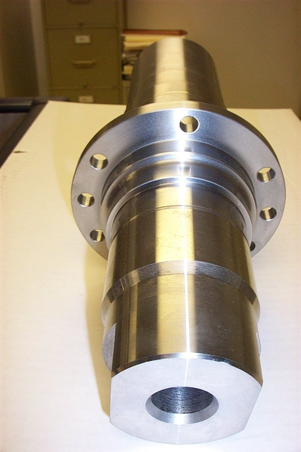 Large Metal Spindle Machining Services Wisconsin