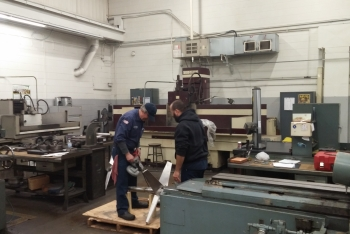 CNC Grinding Services Milwaukee