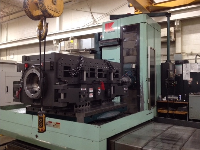 Large Machining Services Wisconsin