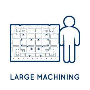 Aerospace & Defense Large Machining Services Wisconsin